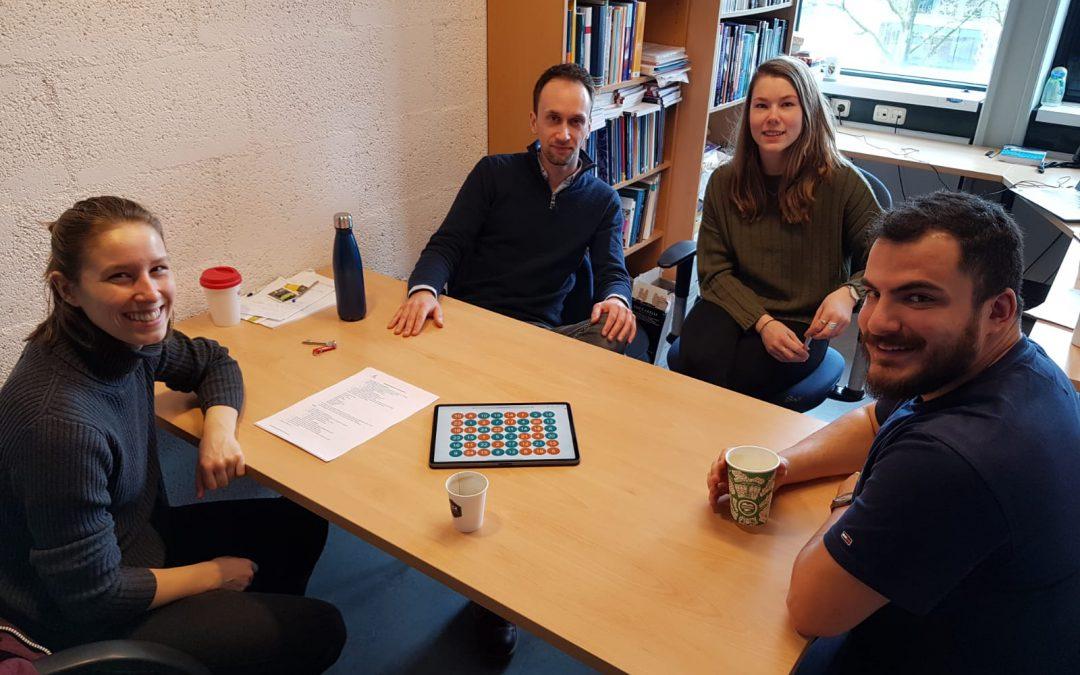 Sport: Testonderzoek met Marc Hendriks