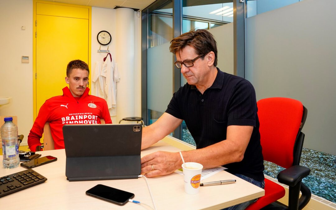 Basismeting cognitie topvoetballers PSV ter preventie van hersenletsel
